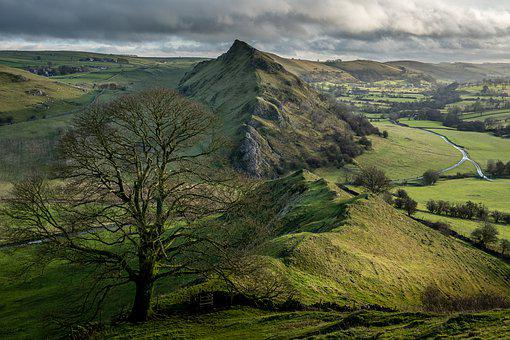 Hill, Nature, Countryside, Chrome Hill, Parkhouse Hill