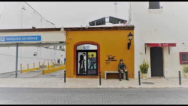 Dominicana, Santo Domingo, Old Town, Latin America