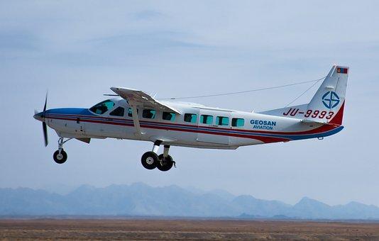 Sky, Flight, Aviation, Transport, Plane
