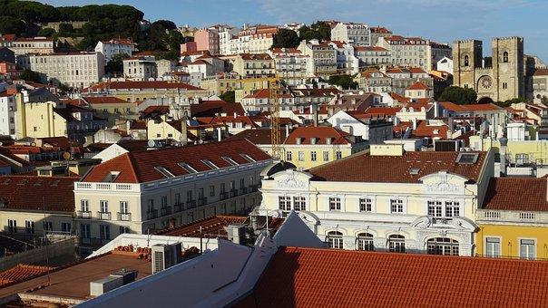 Lisbon, Portugal, City, Architecture, Tourist Guide