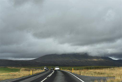 Travelling, Road, Highway, Adventure, Journey