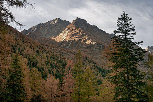 Alps, Mountains, Austria, Tirol, Landscape, Alpine