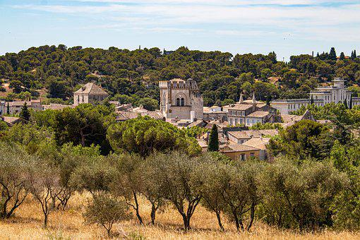 Provence, Avignon, South Of France