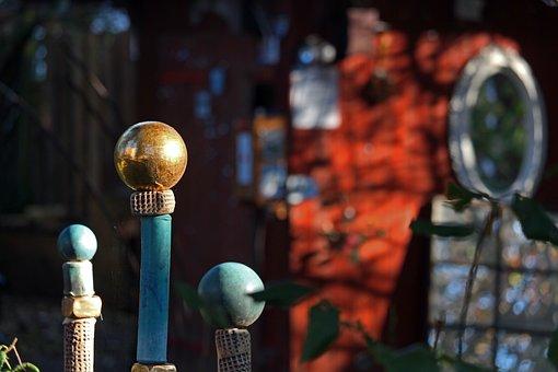 Garden, Gartendeko, Mysterious, Decoration