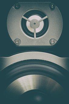 Speakers, Box, Sound, Hifi, Audio