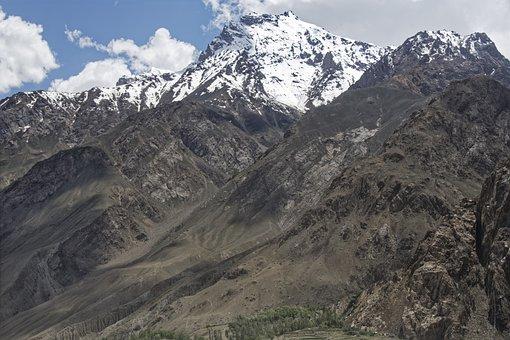 Afghanistan, Hindu Kush, High Mountains, Pandsch Valley