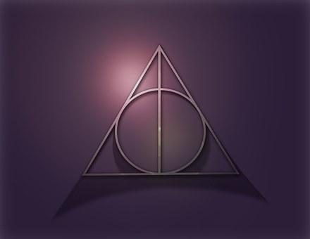 Light, Harry, Potter, Background, Wallpaper, Purple