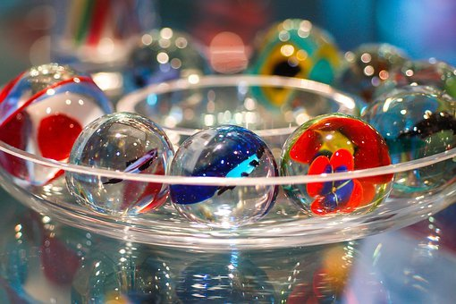 Marble, Colorful, Glass, Glass Ball, Glass Marble