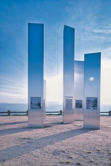 Memorial, Monument, Sculpture, Memory, Pforzheim