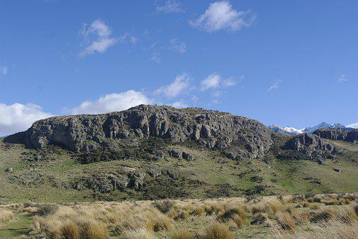 New Zealand, Mount Sunday, Mountain, Beautiful