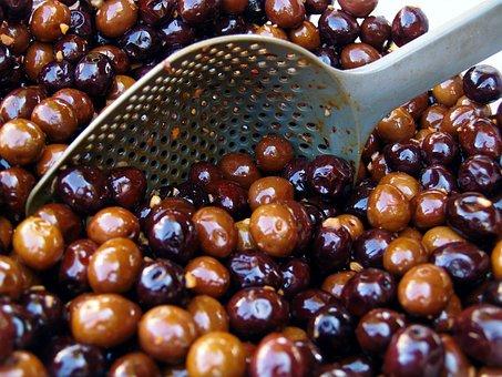 Olive, Oil, Food, Kitchen, Mediterranean, Healthy