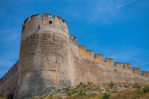 Fort Saint André, Tower, Provence, Avignon