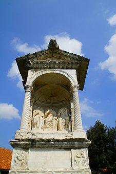 Slovenia, Necropolis, Roman, Roman Necropolis, Sempeter