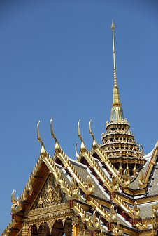 Thailand, Temple, Buddhism, Asia, Religion, Buddha