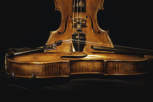 Old-timers, Violin, Musical Instrument, Classic