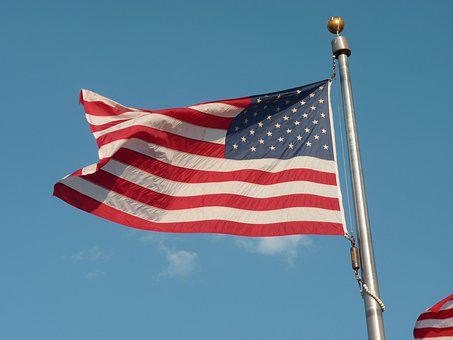 American, Flag, Patriot, Symbol, Patriotic, Bands