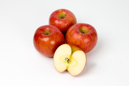 Apple, Fruit, Fresh, Food, Orchard, Red, Ripe, Sweet