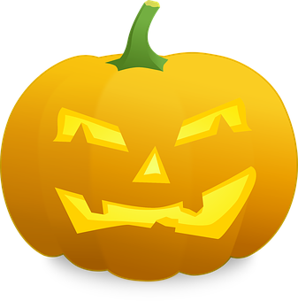 Halloween, Carved, Lantern, Face, Pumpkin, Gourd
