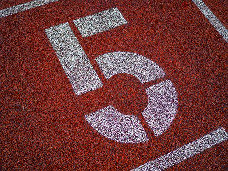 Racecourse, Mark, Career, Sports Ground, Tartan Track
