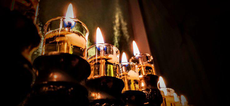 Candles, Light, Candlelight, Candle, Religion, Flame