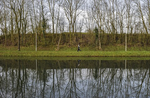 Landscape, Channel, Water, Nature, River, Riverbed