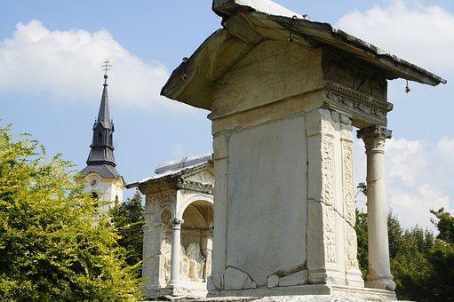 Slovenia, Roman Necropolis, Necropolis, Roman, Graves