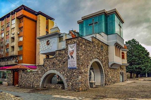 Mother Teresa Museum, Skopje, North Macedonia, Travel