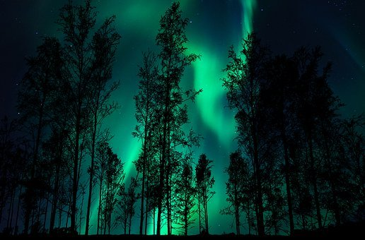 Aurora, Northern Lights, Celestial, Magical, Astronomy
