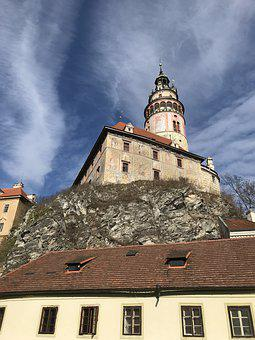 Cesky, Krumlov, City, Castle, Tourism, Travel, Czech