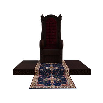 Throne, Fantasy, Carpet, Rug, Chair, Dark, Gothic