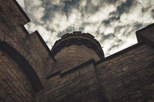 Castle, Wall, Middle Ages, Fortress, Architecture, Old