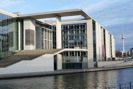 Berlin, Germany, Government District, Architecture