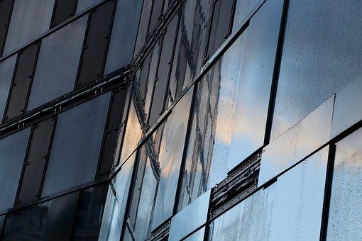 Building, Reflection, Sky, Architecture, Glass, City