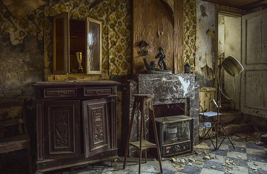 Lost Places, House, Ruin, Abandoned, Old, Villa, Decay