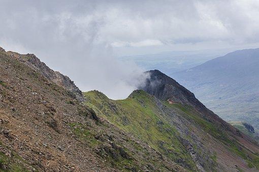 Snowdonia, Snowdon, Nature, Wales, Landscape, National