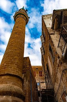 Israel, December, Culture, Old City, Old Akko, Acre