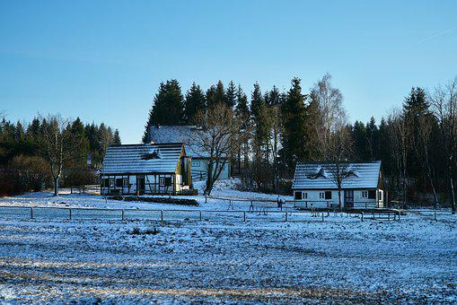 Open Air Museum, Seiffen, Ore Mountains, Historically