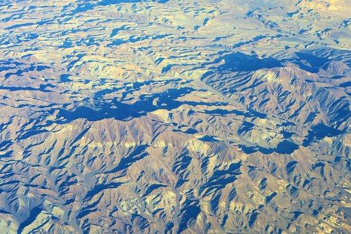 It's In The Air, Plane, Sky, Travel, Flight, Landscape