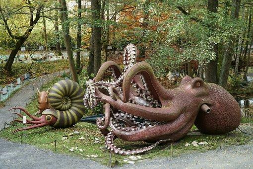 Sebnitz, Primeval Park, Saxon Switzerland