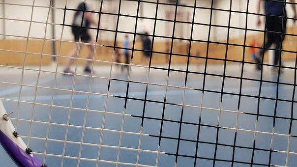Badminton, Sports, Indoor, Racket
