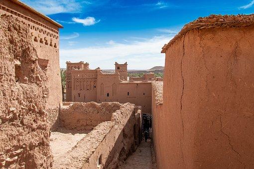 Ajt Bin Haddu, Morocco, Tour, Tourism