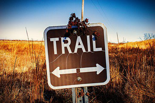 Trail, Trailhead, Trail Head, Hiking Trail
