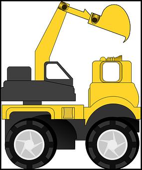 Heavy Machinery, Truck