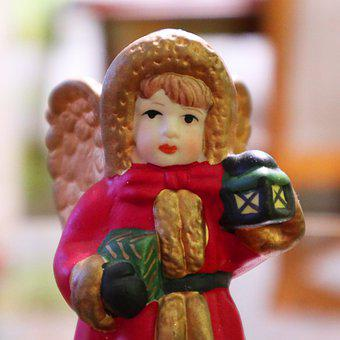 Angel, Ornament, The Figurine, Decoration