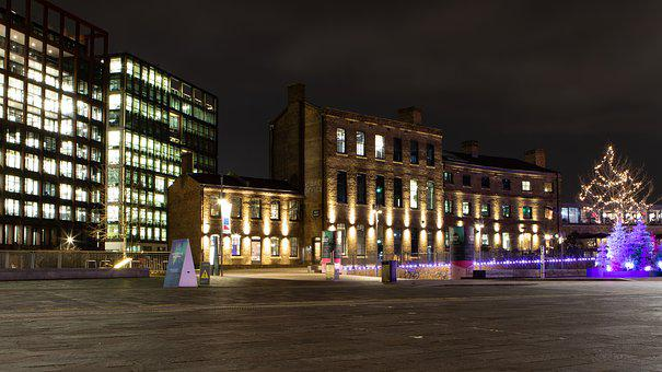Coal Yard London, London, Camden, Architecture, Tourism