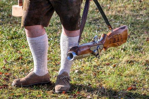 Tradition, Leather Pants, Bavaria, Customs, Bavarian