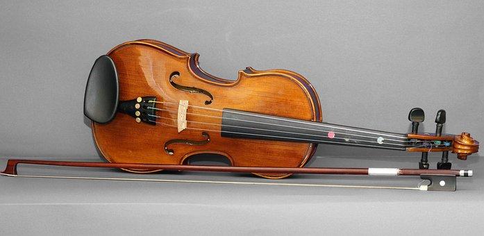 Violin, Instrument, Music, Orchestra, Classic