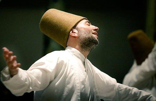 Dervish, Dance, Sufism, Islam, Sufi, Religion, Turkey