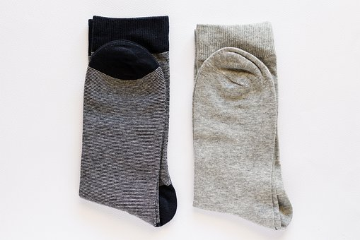 Socks, Pair, Foot, Clothing, Set, Feet, Design, Cotton