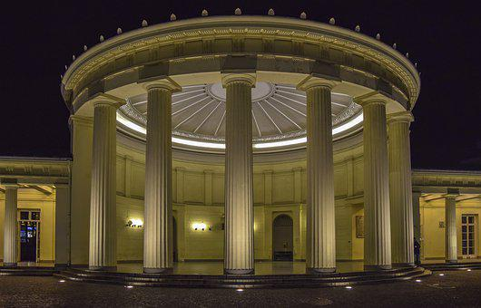 Architecture, Elise Wells, Aachen, Places Of Interest